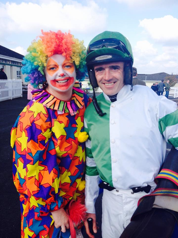 Giggles entertainment limerick racecourse