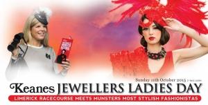 Keanes Jewellers Ladies day LImerick