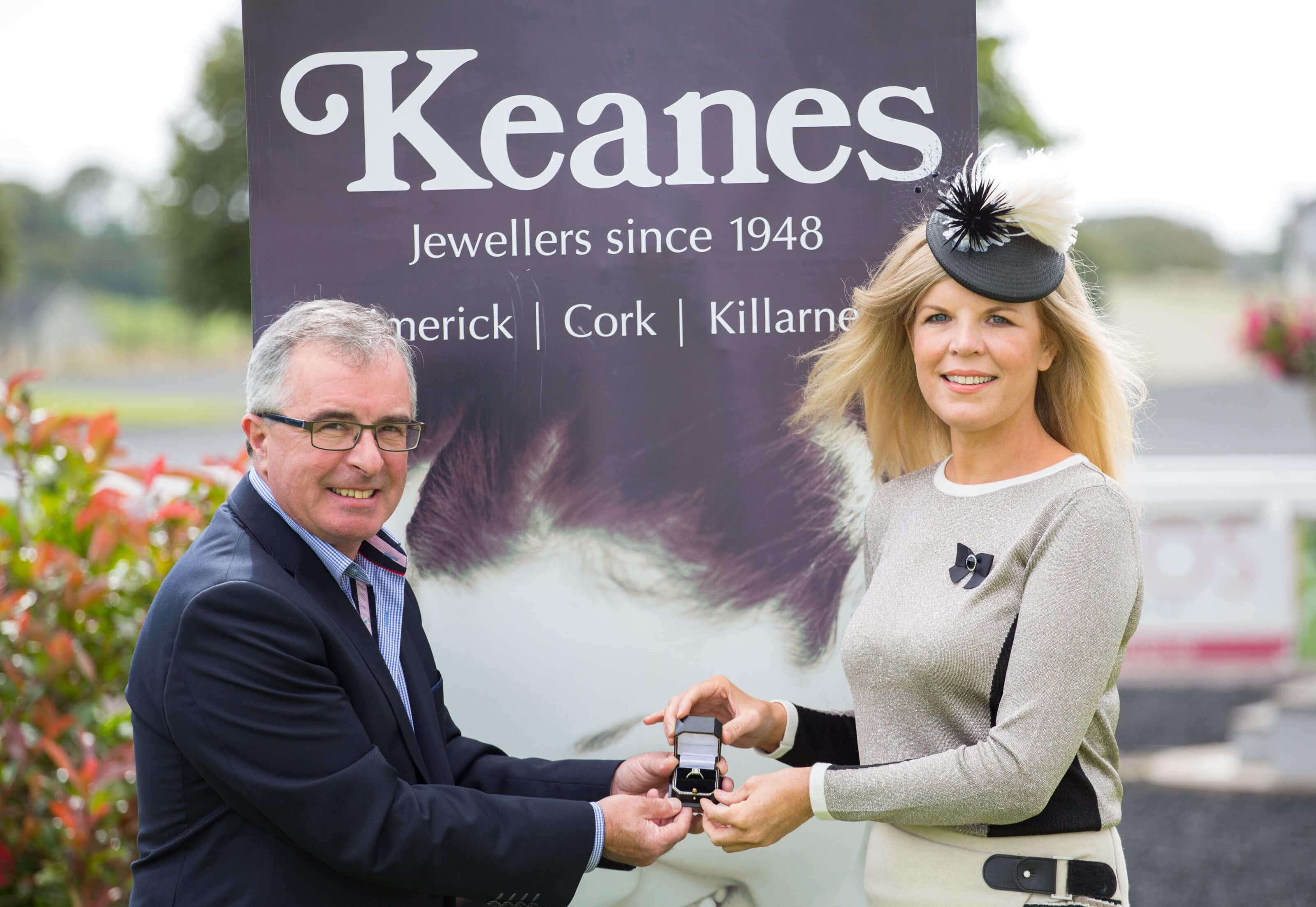 Keanes Jewellers Ladies Day