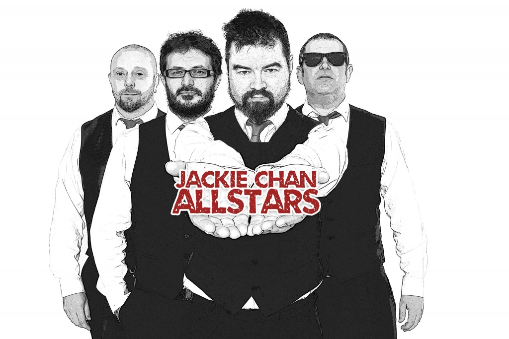 Jackie Chan All Stars