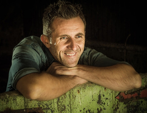 Johnny Brady performs at Twilight Racing on Thursday 21st July