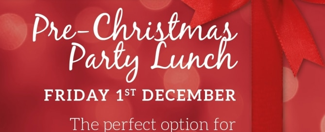 Christmas Corporate Events Limerick
