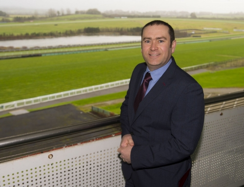 Patrick O'Callaghan announced as new general manager of Limerick Racecourse