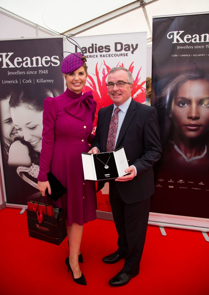Keanes Jewellers Ladies Day Limerick Racecourse