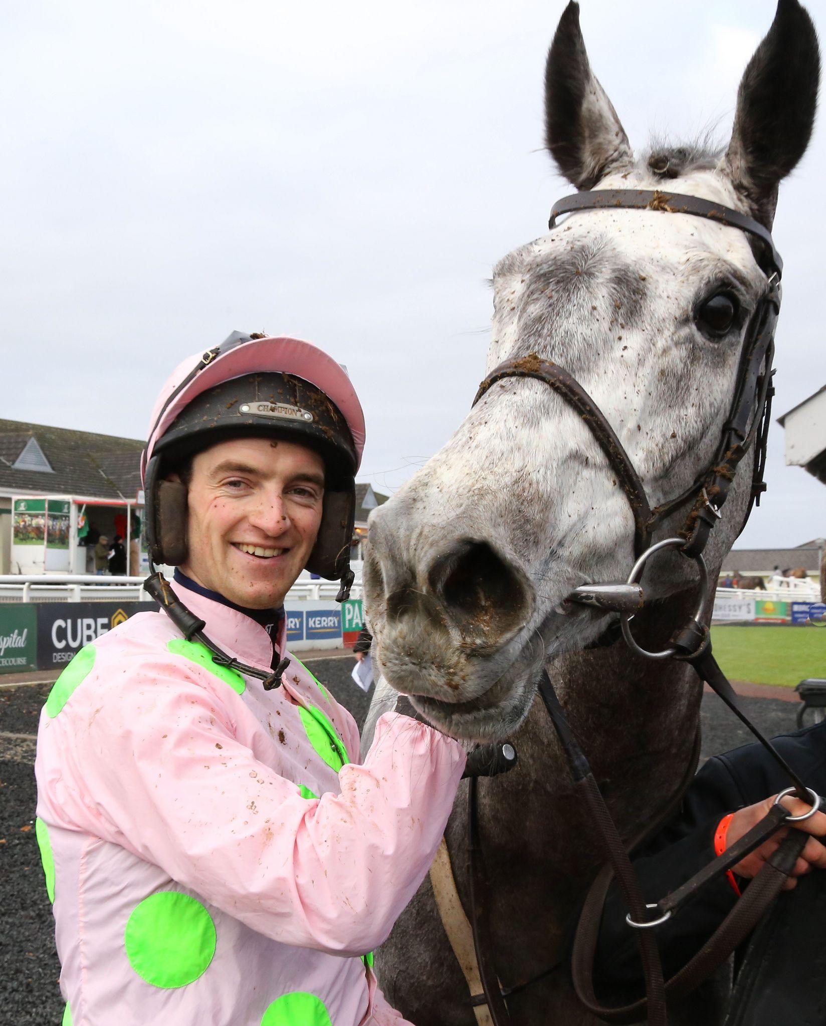 Christmas Horse Racing.Christmas Racing Festival Limerick Racecourse