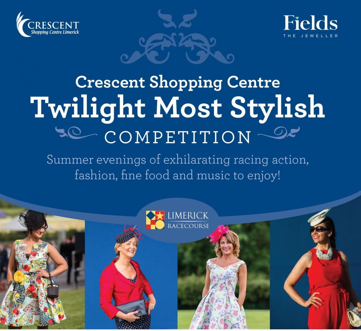 Crescent Shopping Centre Twilight Most Stylish
