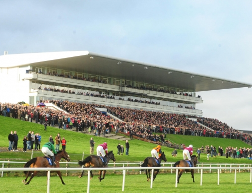 Greenmount Park Novice Chase upgraded to Grade 1