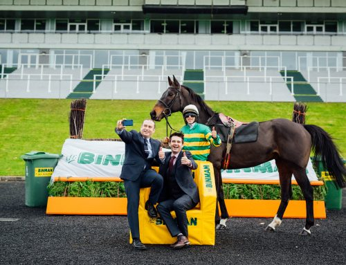 Mr Binman Announced as the Title Sponsor of the Limerick Racecourse Christmas Racing Festival