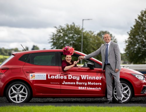 Win a SEAT Ibiza on Ladies Day