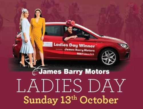 Ladies day Running Order